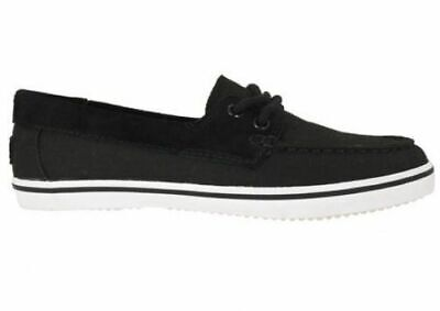 eefe16c92a Gravis Shoes Womens Yachtmaster Black Skate Surf Footwear Kingpin Store
