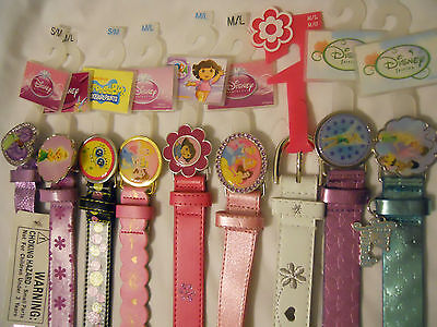 Girl Belts S/M M/L Kids