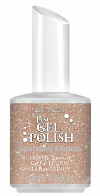 ibd Just Gel Polish Sparkling Ember 0.5 fl oz, 14ml- 56579