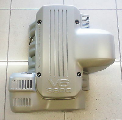 Genuine Holden New Engine Cover for VS VT VX VY V6 Commodore Includes Mountings