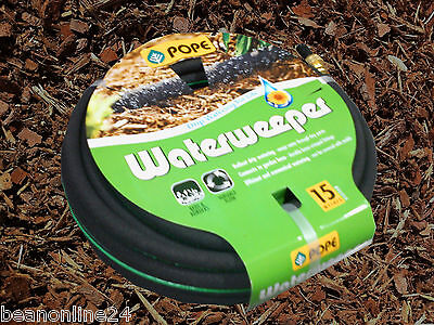 Weeping Hose - 12mm x 15m Drip Irrigation Watering System