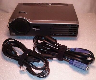 Optoma EP7150 DLP Projector + Some Accessories + Carry Case! (FAST SHIPPING!)