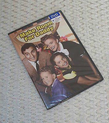 ☆Make Room for Daddy☆(Movie DVD) Comedy☆Sealed!
