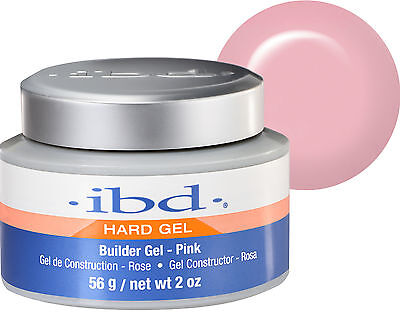 ibd UV Builder Gel Pink 2 oz 56g - 60412