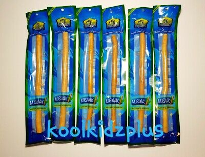Miswak & Holder, Sewak, Traditional Tooth Brush, Herbal Natural Dental Solution