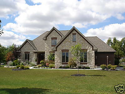 Beautiful 2-Story Home House Plan 2,891 SF Blueprints