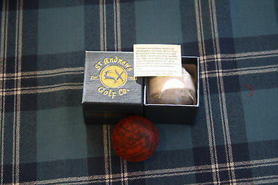 Golf Gift - Authentic Replica Smooth Golf Ball