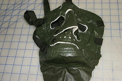 extreme cold weather mask insulated face piece OD green ECW military army