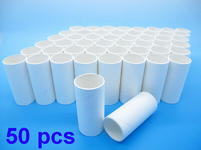 Pack of 50 Disposable Cardboard Mouthpieces for Digital Spirometer Contec SP10