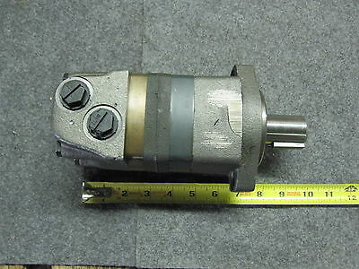 Commercial intertech 312 9710 051 motor terex koehring for Parker nichols hydraulic motor