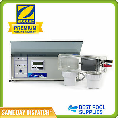 Zodiac Aquasphere Self Cleaning Salt Chlorinator 25g/h