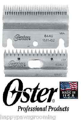 REPLACEMENT BLADE SET for Oster/Stewart CLIPMASTER Clip Master Clipper 510 A,610