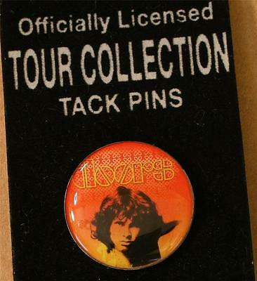 "Doors Tour Collection 1"" Tack Pin New Officially Licensed"