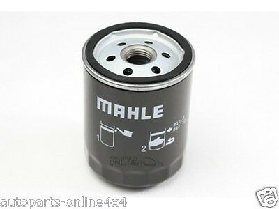 Land Rover Discovery 2 TD5 - MAHLE -OEM Engine Oil Filter - LPX100590