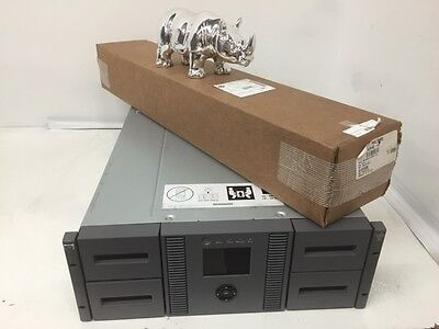 Ak381A Hp Storageworks Msl4048 0-Drive Tape Library