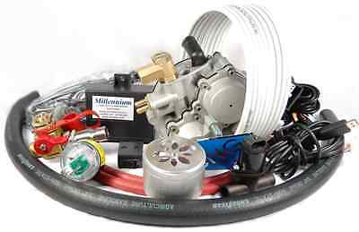 Cng Conversion Kit For All 8 Or 10 Cylinder Fuel Injected Engines Model Cngm8