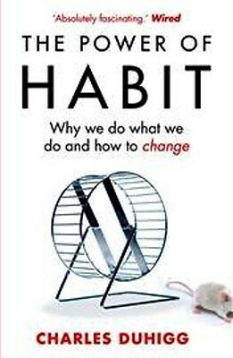 The Power Of Habit by Charles Duhigg NEW