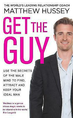 Get The Guy by Matthew Hussey NEW