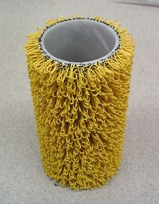 """Four - 4"""" Texture  Loop Roller Skin Cover  coarse aggregate epoxy, Free USA S/H"""