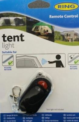 New Ring Flexi-Light Camping Tent, Caravan, Awning Light Strip Remote Control