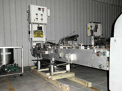 Peters Machine Company PT2 Dual Depositor Sandwiching Machine