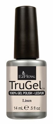 EzFlow TruGel UV/LED Soak Off Gel Polish Linen # 42268 - .5 oz 14ml