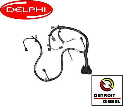 OEM Delphi Detroit Diesel Engine Wire Harness Series 60 Trucks 23536241