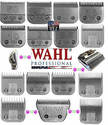 Wahl Moser COMPETITION SERIES BLADE*Fit Most Oster,Andis,Laube A5/AG/BG Clipper