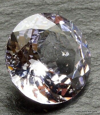 Rare Colourless Spinel 2ct Ratnapura Sri Lanka Selten Farblos Spinell 2ct