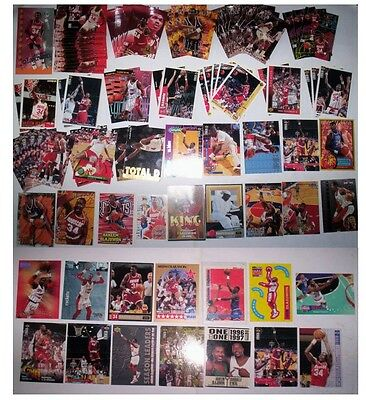 Superbe Lot 94 Cartes Basket Nba Special Hakeem Olajuwon