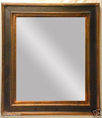 Picture Frame Antique Dark Gold for Poster Arts, Wedding Photo and Oil Painting