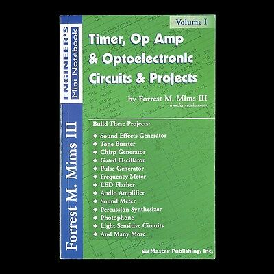 Timer, OpAmp & Optoelectronic Circuits & Projects - MINI1