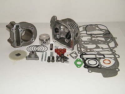 100cc Big Bore Performance Kit GY6 50cc 139QMB Chinese Scooter Parts 50mm Bore