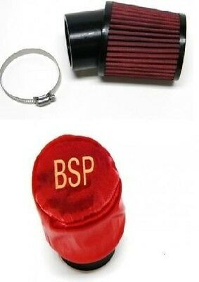 Box Stock Project BSP-1210 & BSP-1211 ~ Air Filter Angled with Filter Sock