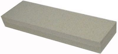 "8"" Aluminium Oxide Sharpening Stone Dual Grit Knife Sharpener"