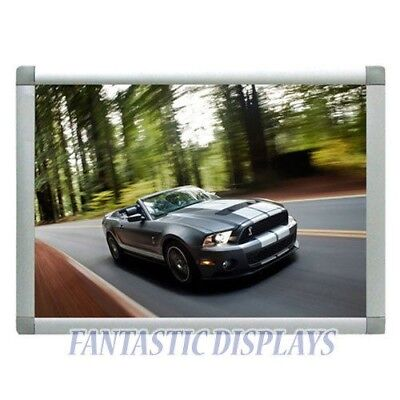 """Professional Front Load Easy Open Snap Poster Frame Office - 17"""" x 24"""" inch"""