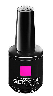 Jessica Geleration UV Gel Polish Smitten Kitten - .5 fl oz GEL748