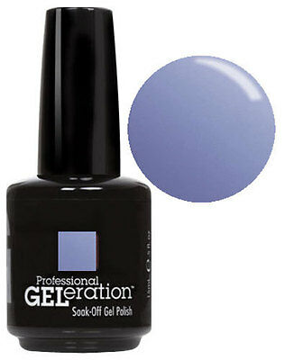 Jessica Geleration UV Gel Polish True Blue - .5 fl oz GEL747