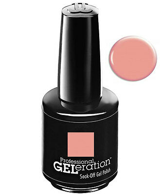 Jessica Geleration UV Gel Polish Naked Gun Gel - .5 fl oz GEL663