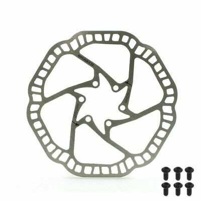 One Piece Extra Light Mountain Bike Disc Brake Rotor 6 bolts 160mm