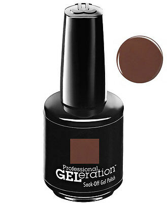 Jessica Geleration UV Gel Polish Guilty Pleasures - .5 fl oz GEL433