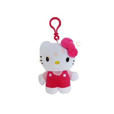 Brand New Sanrio Hello Kitty Pink Coin Purse Keychain with Zipper