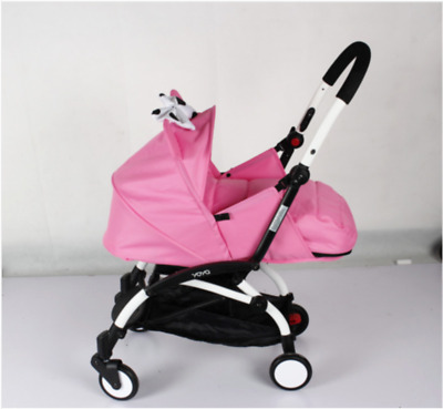 Baby Stroller Compact Infant Pram Bassinet Sleeping Basket Bag YoYo, YOYA, YUYU
