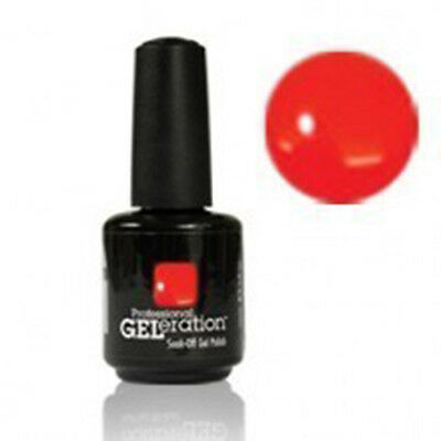 Jessica Geleration UV Gel Polish Orange Zest - .5 fl oz GEL094