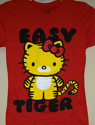 Hello Kitty Red ( Kitty Dressed as a Tiger ) T-shirt
