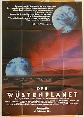 WÜSTENPLANET (A), (A0-Pl. '84) - DAVID LYNCH