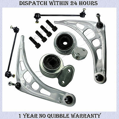 Front Wishbones Suspension Control Arms, Links & Bushes For Bmw 3 Series E46, Z4