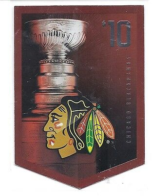 2011-12 Panini Molson Coors Banner Stanley Cup - Finish Your Set Low Shipping