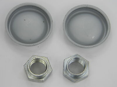 Rear Axle Hub Nuts And Caps For Puegeot 106,205,206,306,309,1007, 374019, 693541