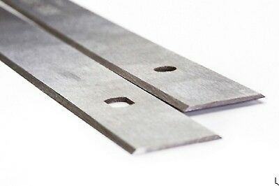 CHARNWOOD W582 REPLACEMENT HSS PLANER BLADES/ PLANING KNIVES wwm1003